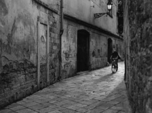 Cycle Lecce by Ted Kinsey